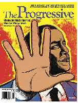 The Progressive Cover Story on Obama and Blacks