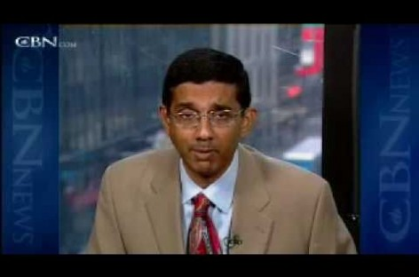 The Roots of Dinesh D'Souza's Rage