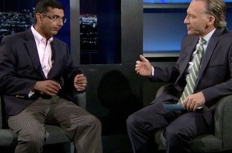 Obama Hater Dinesh D'Souza – Help For Conservative White Racists
