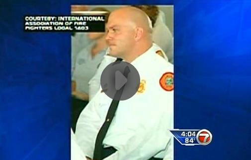 Rank Restored to Miami Firefighter Demoted Over Offensive Trayvon Martin Facebook Post