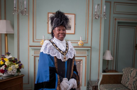 The Sheriff of Nottingham Is Actually a Black Woman From Jamaica