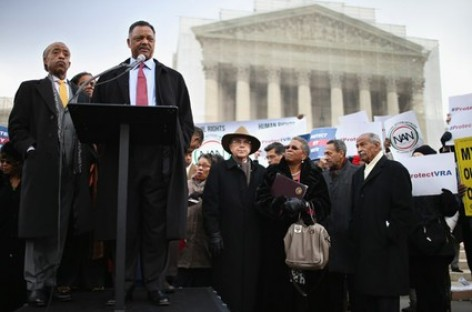 African-Americans Are More Likely to Be Pleading For Help at Supreme Court Than Arguing Before It