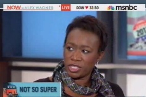 MSNBC's Joy Reid Defends Obama on Benghazi: 'Obama's Supposed To Micromanage The World?'