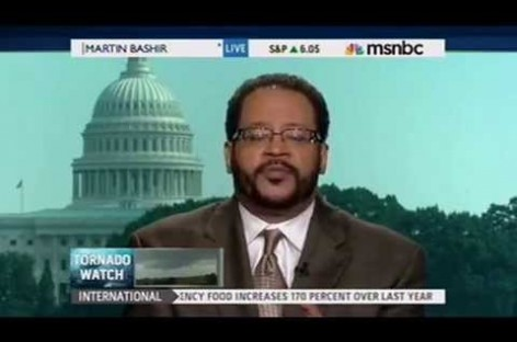 Why Is Michael Eric Dyson Calling AG Eric Holder the 'Moses' of Our Time? Does That Make Obama the Messiah?
