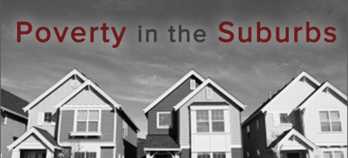 The Urban Poor? Thanks to the Recession, More Poor People Live in Suburbs Than Cities