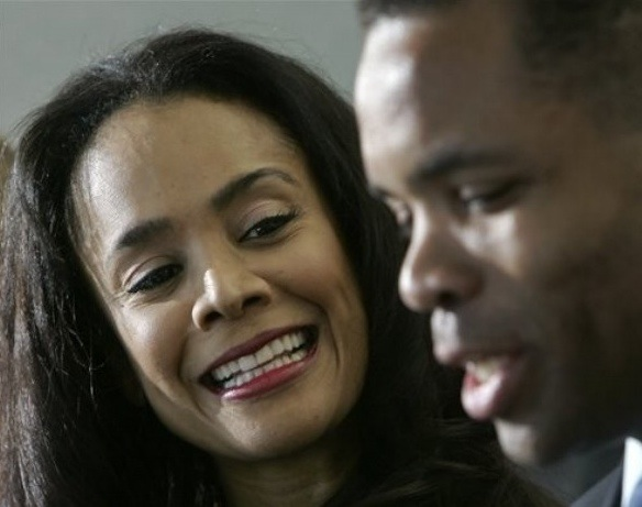 Jesse Jackson Jr. and wife