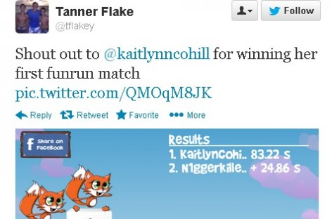 """Senator Jeff Flake's Son Goes by Name """"N1ggerKiller"""" in iPhone Game, Calls Mexicans """"Scum"""""""