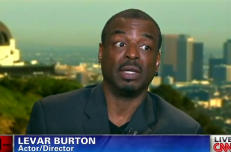 Levar Burton Offers Black Men Tutorial on How to Avoid Being Shot by Cops  [Video]