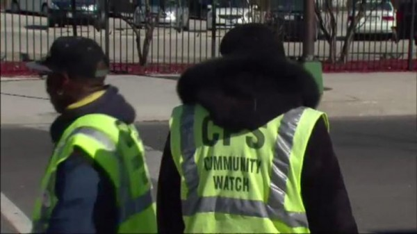 latest headlines guards help escort chicago kids schools