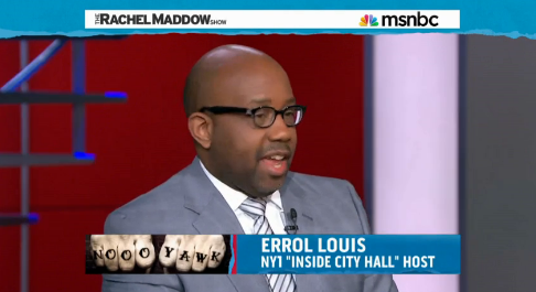 NYC Reporter Reveals Thug Congressman's Propensity for Rage Filled Fits