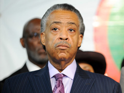 Forgiveness Olympics: Al Sharpton Accepts Apology of Man Who Called His Daughter a N*****