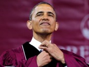 Obama Morehouse 2