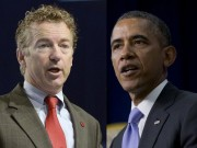 Rand Paul and Obama