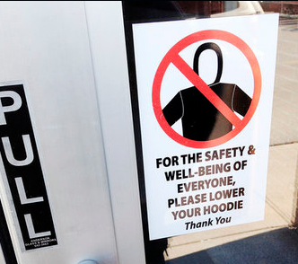 Indiana Mall Bans Hoodies for 'Safety' Reasons