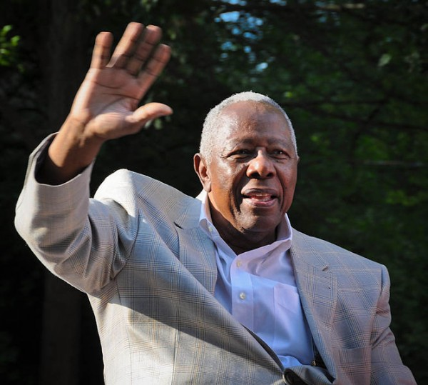 Hank Aaron: Racists in This Country Once Wore Hoods, Now They Wear Neckties