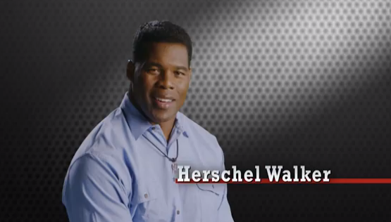 Heisman Trophy Winner Herschel Walker Endorses Georgia Republican for U.S. Senate