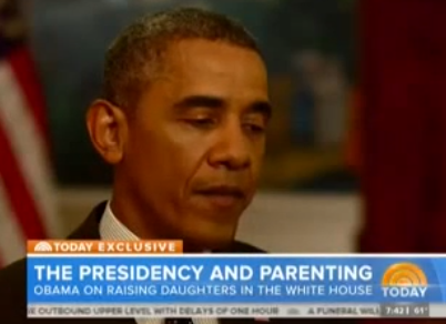 Obama Says Black Men Aren't Doing Well Because They Don't Have Daddies