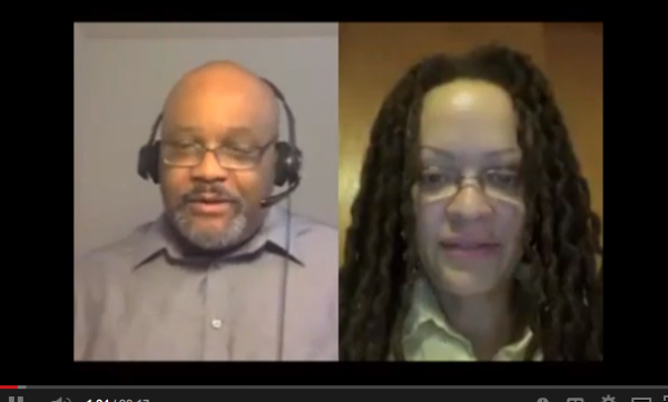 "Yvette Carnell and Dr. Boyce Watkins Discuss Rev. Al Sharpton's ""Ghetto Pity Parties"""