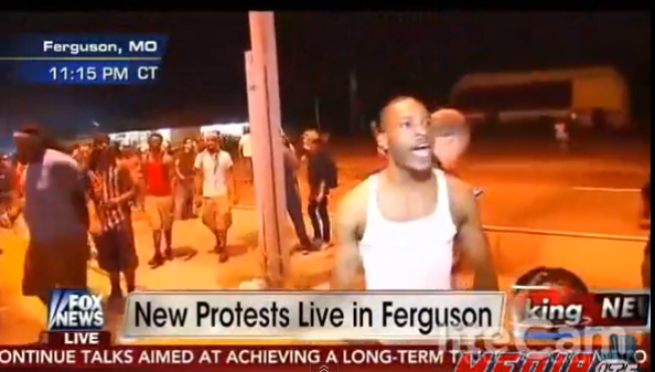Fox News Reporter Gets Cursed Out on Live TV for Calling Protesters Undignified