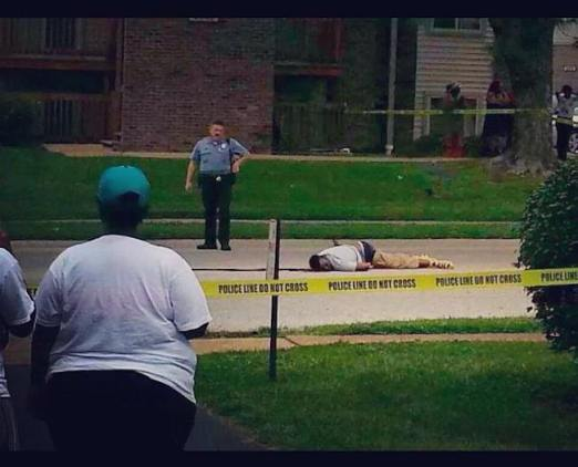 Ferguson Police Defend Decision to Leave Michael Brown's Body in the Street for 4 Hours