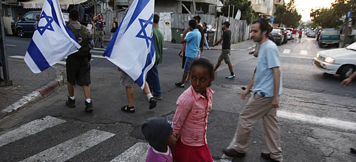 "Israeli Interior Minister Calls African Migrants ""Illegal Infiltrators"" and Vows to Keep Detention Center Open"