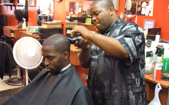 Barber Shop Black : Barber Shops Being Used to Diagnose Hypertension in African-American ...