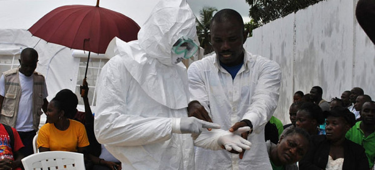 Liberian Newspaper Accuses West of Manufacturing Ebola Virus