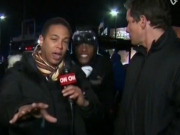 Don Lemon Ferguson protester