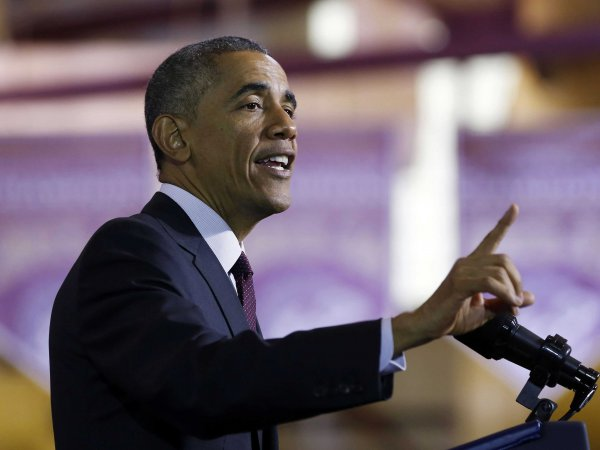 Obama Never Prosecuted Wall St., But Calls for Prosecution of Ferguson Protesters