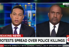 Don Lemon and Tavis Smiley