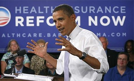 Transcript: Obama's Health Care Speech