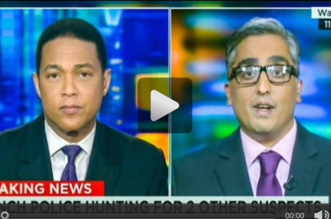 CNN's Don Lemon Asks a Muslim Human Rights Attorney If He's a Terrorist Sympathizer