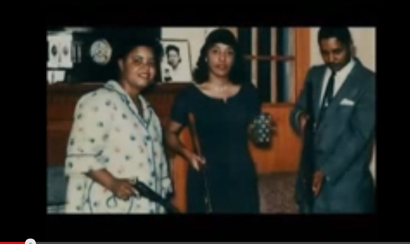 "From the documentary ""Negroes with Guns"""