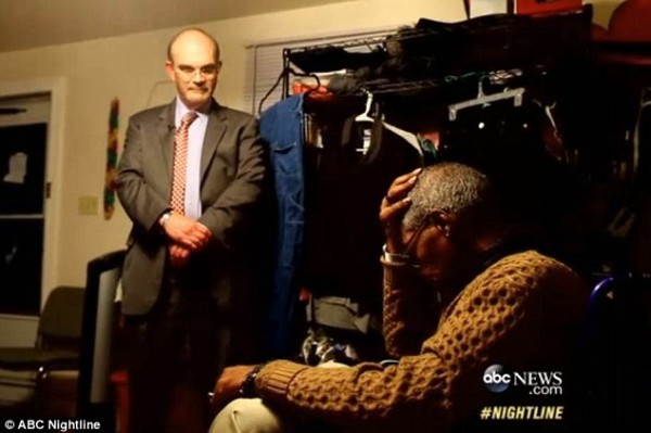 """Exonerated Man to Prosecutor: """"I Can't Forgive You"""""""