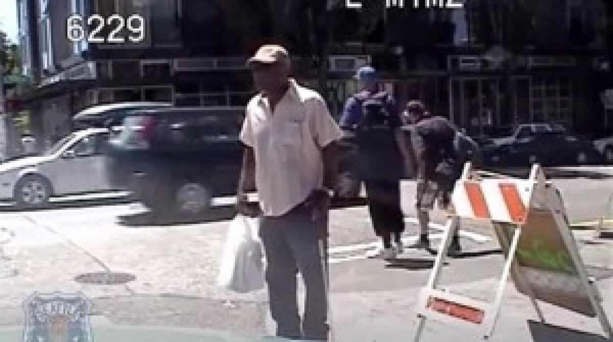 Black Vet Arrested for Walking While Black Files Lawsuit Against Seattle Police