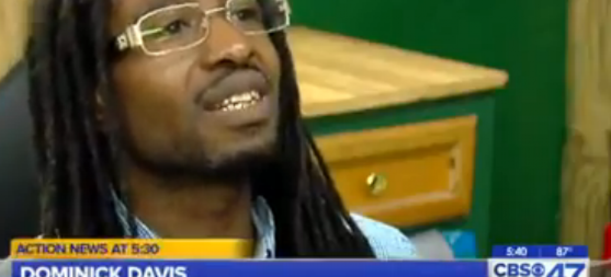Man Cuts Off Dreadlocks, Encourages Youth to Clean Up Their Image
