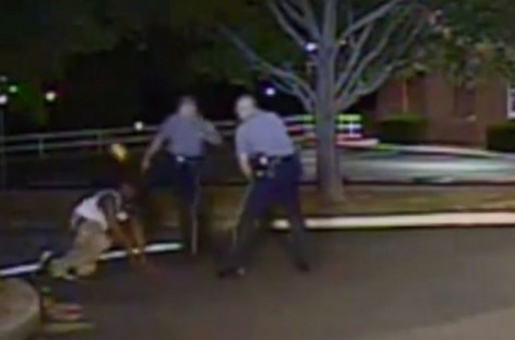 Video Shows Cop Kicking Black Man in the Head, Knocking Him Unconscious