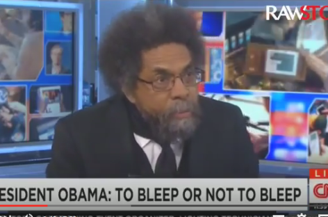 "Dr. Cornel West: ""White Supremacy is a Matter of National Security"" [Video]"