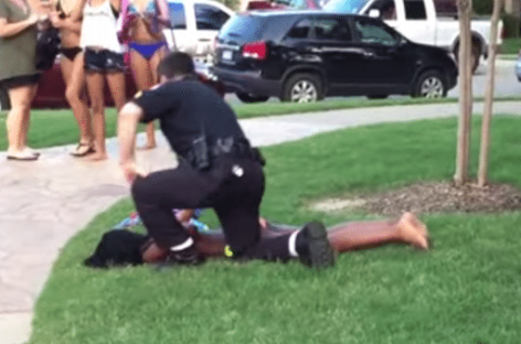 Teen Says Texas Cop Threw Her to the Ground for Being Rude
