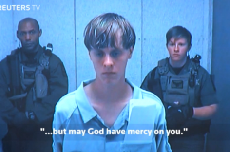"Forgiveness Shown by Family Members of Charleston Church Shooting Victims is ""Embarrassing"""