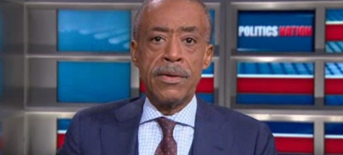 The Race Explainers Are Being Purged: MSNBC Ends Rev. Al Sharpton's Daily Show