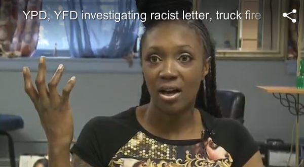 """""""Black 'B***h,' We Don't Want You Here"""": Ohio Woman Receives Racist Letter, Truck Set on Fire"""