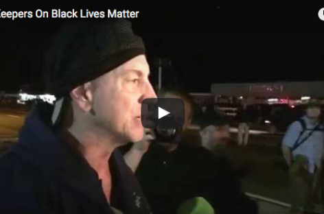 "Oath Keeper on Black Lives Matter and ""Chickensh*t"" Police Abuse"