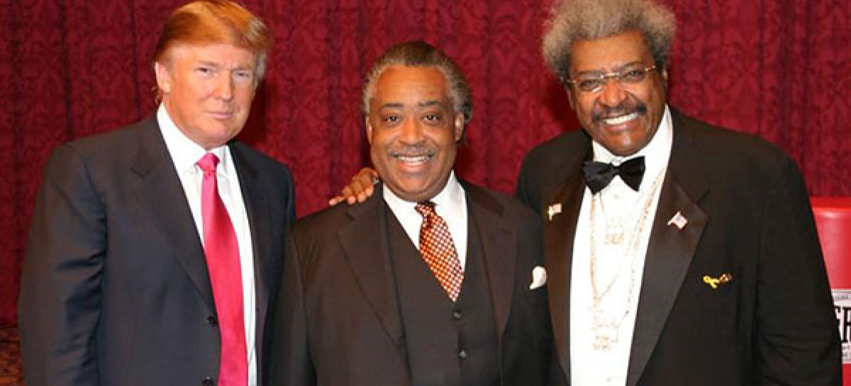 Low Budget Snitch Al Sharpton Allegedly Took $20-150k from Donald Trump
