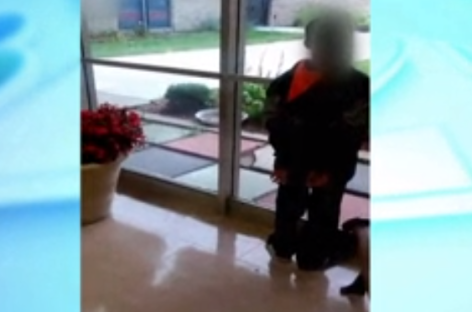 Mother Outraged at Cop Who Handcuffed 7 Year Old Son and Lost Key