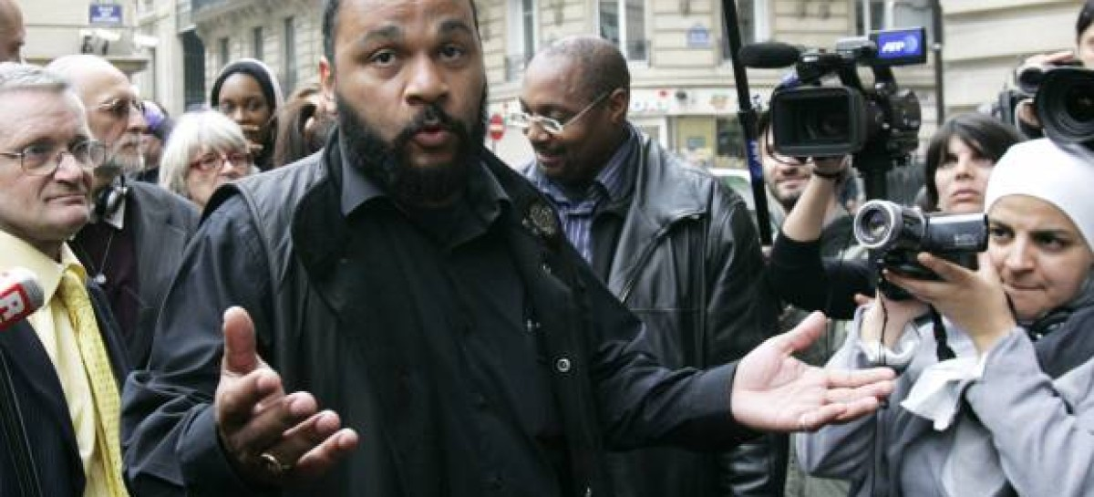 French Comic Fined Almost $10,000 and Sentenced to Jail for Anti-Semitic Remarks