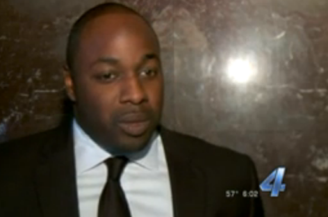 """I'm Here as His Brother:"" Black Friend Supports Cop Accused of Raping 13 Black Women"