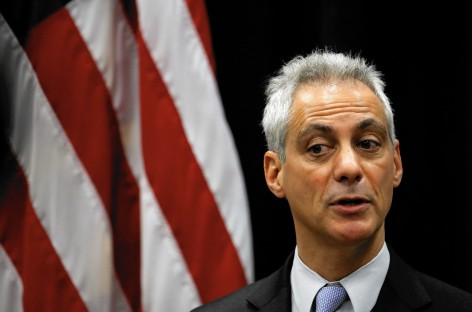 Mayor Rahm Emanuel's Aide Attacked at Vigil for Victims of Police Shootings