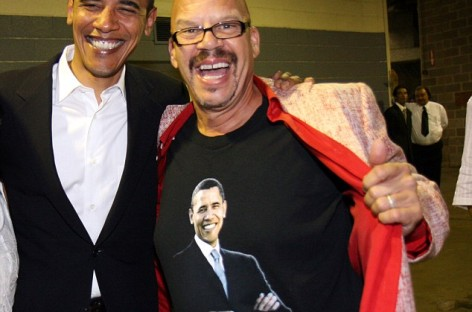 Tom Joyner Double Crossed by Best Friend, Forced Out as Obama's Term Ends, Claims Report