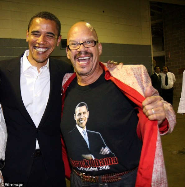Meeting Called as Negro Whisperers Predictably Losing Their Jobs as Obama's Clock Winds Down